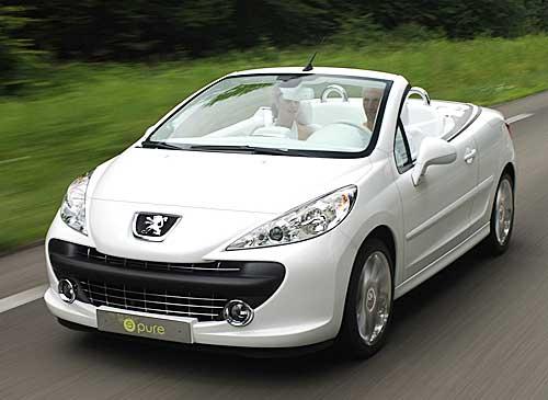 Peugeot 406 Coupe Mods - Peugeot